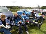 Durham City Regatta 2010 - Masters at rest