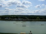 GB Under 23 lightweight 4X: Racice, Czech Republic